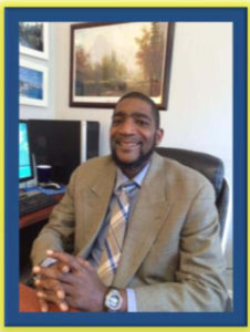 Meet Demetrius! Director of Training